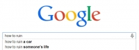 Tan hoang sự nghiệp vì gợi ý của Google